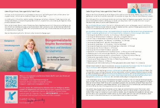 Brigitte Bannenberg Buergerbrief